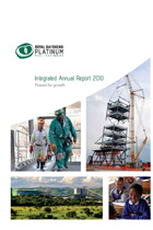 Annual results 2010