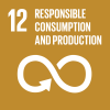 SDG12 Responsible consumption and production